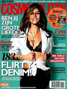 Cosmopolitan, The Netherlands,   May 2011 #EvaMendes
