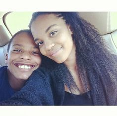 Dis411 China Anne McClain With Her Brother June 14, 2013