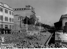 Pavimentação do Cais do Porto- aristogiton malta, 1938