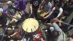Young Bucks Singers Side Step @ FNUC Regina Powwow 2016 #powwow #powwowmusic #powwowtimes