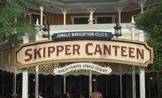 VIDEO Tour and Review of Skipper Canteen Restaurant at Walt Disney World's Magic Kingdom by John Saccheri