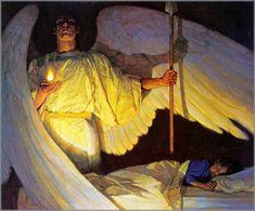 Watchers in the Night by Thomas Blackshear