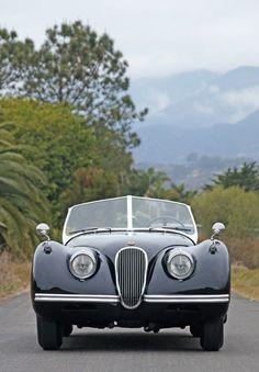 1952 Jaguar Roadster