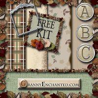 Free autumn leaf dig