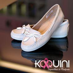 Começando a semana com muito estilo e conforto #koquini #sapatilhas #euquero #mocassim by #wirth Compre Online: http://koqu.in/1OwFMb5