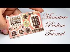 Miniature Praline Tutorial-Polymer Clay