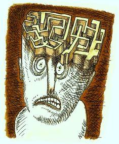 Migraine Brain = Confusion