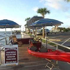Kayak Cedar Keys - Cedar Key, FL