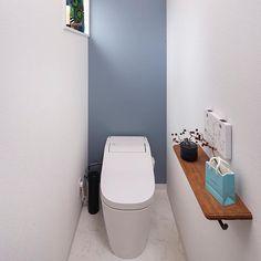 北欧インテリア27 Toilet Room, Washroom, New Room, Small Spaces, New Homes, Interior, Wall, House, Design