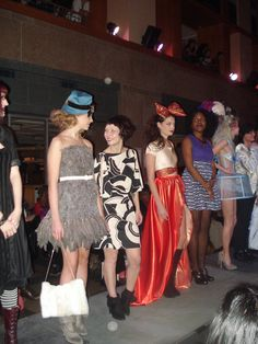 Frock Out Competition Denver