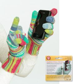 Light Weight Crochet Gloves