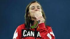 La médaille de bronze individuelle deMeaghan Benfeitopourrait bien…