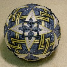 Temari is an ancient form of Japanese culture and art, the gift or a Temari ball is believed to bring good fortune to the recipient. These