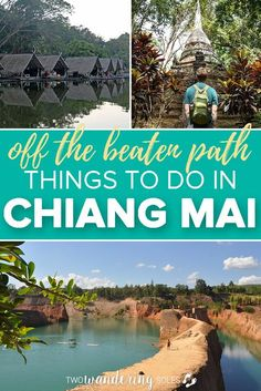 Off the Beaten Path Things to do in Chiang Mai: After living in Thailand for 6 months we have the best list of 28 unique things to do in Chiang Mai for anyone traveling through.