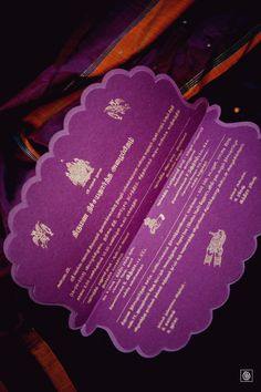 Indian Engagement Invitation | Indian Engagement Ideas | Silk and Paper | Stylish Invitation Ideas  www.potoksworldphotos.com