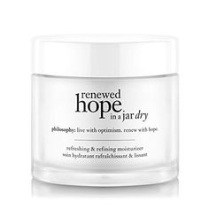 Best price on Philosophy - Renewed Hope In A Jar Dry Refreshing & Refining Moisturizer For Dry Skin by Philosophy See details here: totalhairbeauty.c... Truly the best deal for the inexpensive Philosophy - Renewed Hope In A Jar Dry Refreshing & Refining Moisturizer For Dry Skin by Philosophy! Take a look at this budget item, read buyers' opinions on Philosophy - Renewed Hope In ...