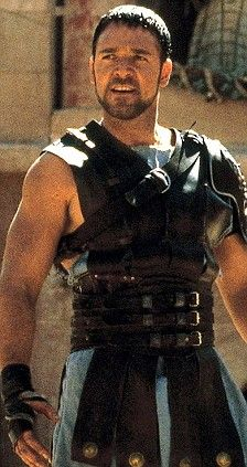 Gladiator. Are you not entertained?