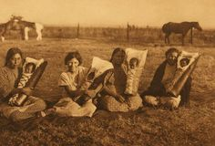 Comanche Mothers