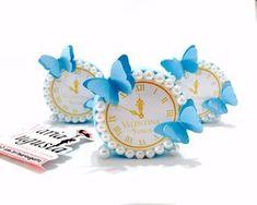 Latinha Relógio Cinderela
