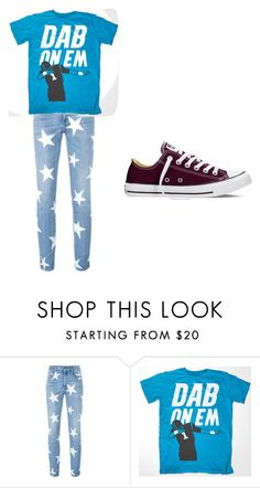 """Dab!"" by paigebrite on Polyvore featuring STELLA McCARTNEY, Converse, women's clothing, women, female, woman, misses and juniors"