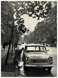 1960-as évek. Damjanich utca.