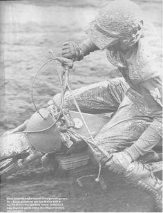 1976- Hans Maisch on a Maico