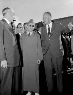 Le Roi Mohammed V #Casablanca #Maroc #Morocco #Moroccan #History