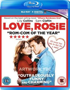 Love, Rosie  (2015)  Comedy | Romance  (BLURAY)