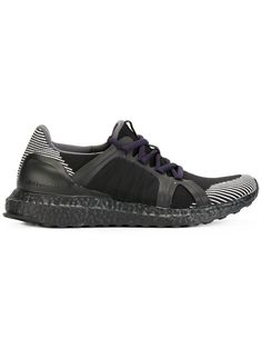 ¡Cómpralo ya!. Adidas By Stella Mccartney - Ultra Boost Sneakers - Women - Polyester/Plastic/Rubber - 7. Boost your energy with every stride when you run in the black Ultra Boost sneakers from Adidas by Stella McCartney. Constructed using Adidas Boost technology for responsive cushioning, these trainers deliver superior comfort for a superior performance. The moulded outer cage and heel counter offer extra support, while contrasting striped panels give these shoes a touch of Stella…