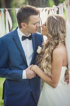 Свадьба красивых людей.