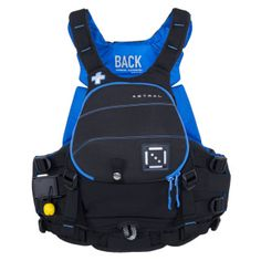 The Astral Greenjacket rescue PFD