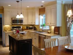 Modern Country Kitchen | Before and after kitchen makeovers from rate my space home