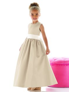 Flower+Girl+Bridesmaid+Dresses | Flower Girl Dress FL4021 http://www.dessy.com/dresses/flowergirl ...