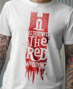 Survived Red Wedding Shirt