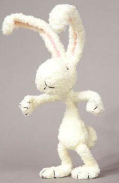 Владимир Сутеев. Яблоко – ВЯЗАНАЯ СКАЗКА Crochet Bunny, Sewing Toys, Wool Fabric, Rubrics, Plushies, Dinosaur Stuffed Animal, Rabbit, Teddy Bear, Christmas Ornaments