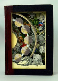 Behind the Worldcut encyclopaedia19cm x 26cm x 5cmSoldClick here for more details