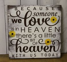 Because someone we Love/is in/HEAVEN by gingerbreadromantic