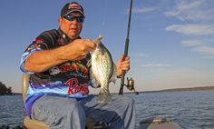 Pick up a few scents for when crappie fishing gets tougher and see if it doesn't help you.
