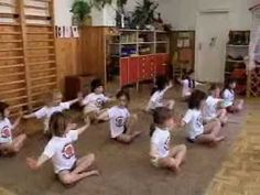Vitamintorna - Tér-irány fejlesztés-Házikó - YouTube Pe Activities, Kids Gym, Brain Gym, Sensory Integration, Infancy, Fine Motor Skills, Baby Care, Special Education, Youtube