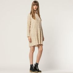 La robe renzo vintage Leon And Harper | La Redoute