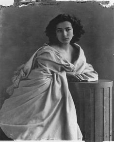 Sarah Bernhardt | Nadar