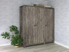 Rustikální dřevěná skříň Country 20 Armoire, Tall Cabinet Storage, Country, Furniture, Home Decor, Clothes Stand, Decoration Home, Rural Area, Room Decor
