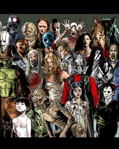 Great modern horror characters pt. 2