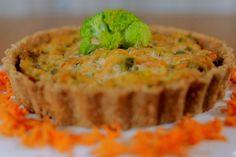Quiche de tofu com legumes: receita de Bela Gil - Receitas - GNT