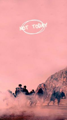 Bts Not Today teaser #Bts #not #today #wallpaper