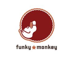 Not the color, but I like how the image is within the circle. It GRABS you!  How FUNKY is your monkey.... lol!