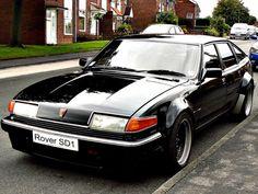 Rover Vitesse V8