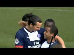 El Mejor Gol 2013 Taco Zlatan Ibrahimovic Psg  Bastia