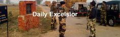 BSF foiled infiltration bid on international border near BOP Fatwal in Ramgarh sector of district Samba on tuesdayExcelsior\Gautam