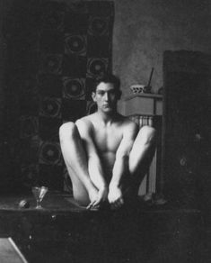 George Mallory by Duncan Grant - George Mallory became romantically involved with various members of the Bloomsbury group.  He also dallied with Duncan Grant, posing naked for him. Mallory's sole homosexual experience was with James Strachey and in 1914 he met and married the luminously beautiful Ruth Turner. Mallory died in 1924 during the third British expeditions to Mount Everest. His body was discovered on 1 May 1999 by an expedition that had set out to search for the climbers' remains.